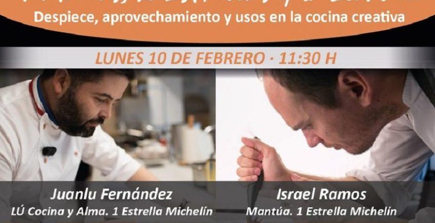 Cocina en directo de dos estrellas Michelin para inaugurar la II Feria Sevilla de Picking