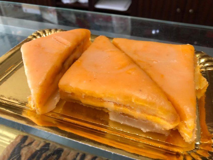 El origen del dulce típico del Viso, los pechugones, se remonta a 1875. Foto: CosasDeComé
