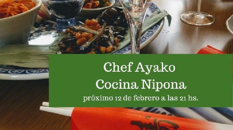 Cena cocina nipona. 12 de febrero. Sevilla