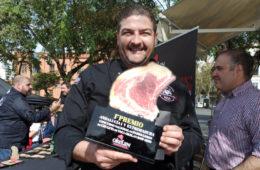 El cocinero sevillano Javier Almansa optará el próximo martes 21 de septiembre a convertirse en el mejor parrillero de España
