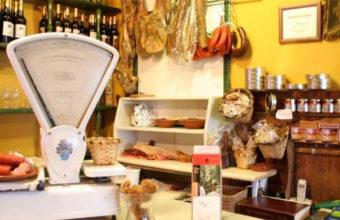 Cocina de María Castaña en la Antigua Abacería de San Lorenzo