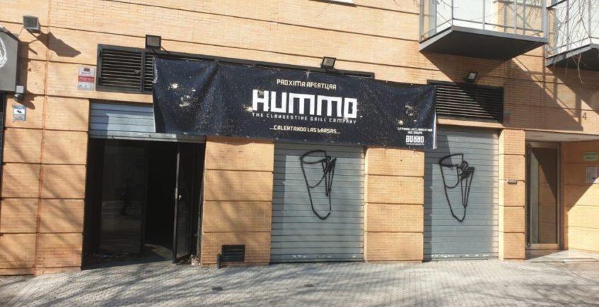 Hummo, el nuevo carnívoro del grupo Burro Canaglia, abrirá a finales de marzo