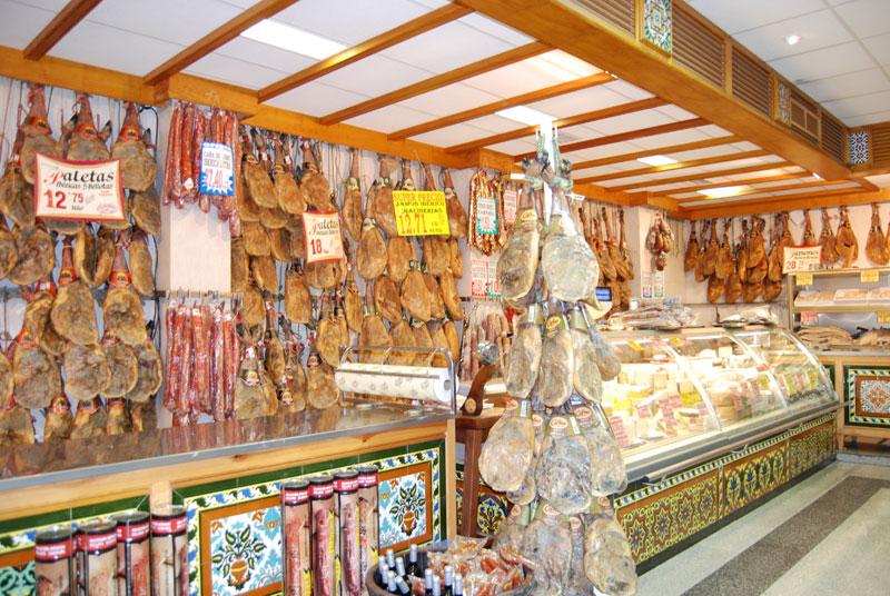 El local primigenio de la Salmantina se encuentra en Triana. Foto cedida por el establecimiento.