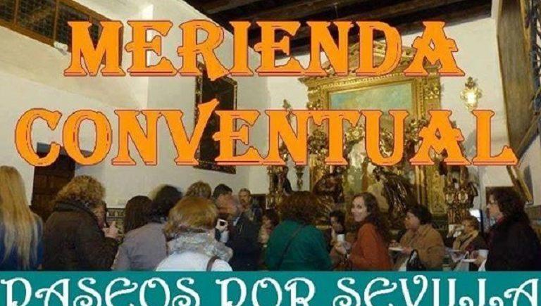 Merienda conventual de Cuaresma. 14 de marzo. Sevilla