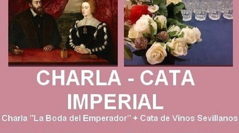 Cata de vinos sevillanos y charla. 14 de marzo. Sevilla