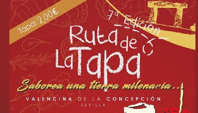 Catorce tapas para degustar Valencina de la Concepción (suspendido)