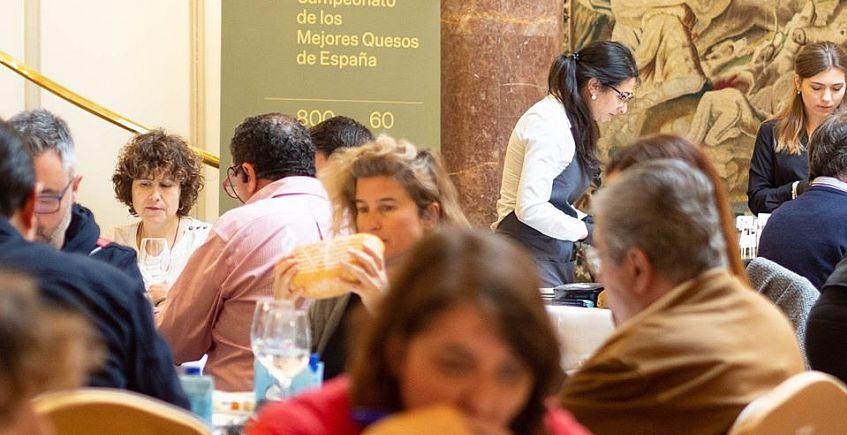 Quesos Quesí de Osuna, finalista en el certamen GourmetQuesos