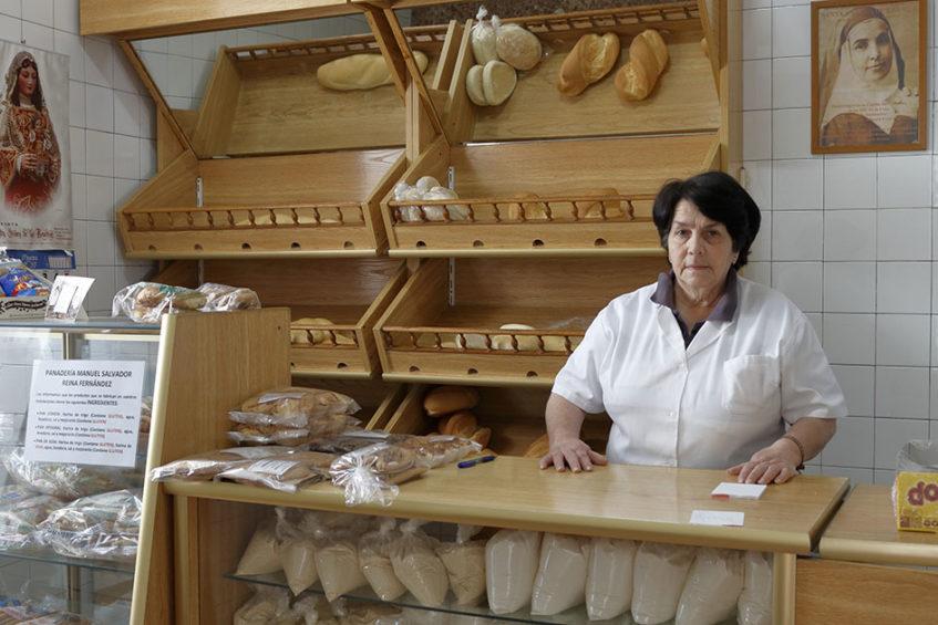 La panadería de Manuel Reina u Horno del Cerrillo elabora cocochas desde hace décadas. Foto cedida por el Ayuntamiento de Estepa
