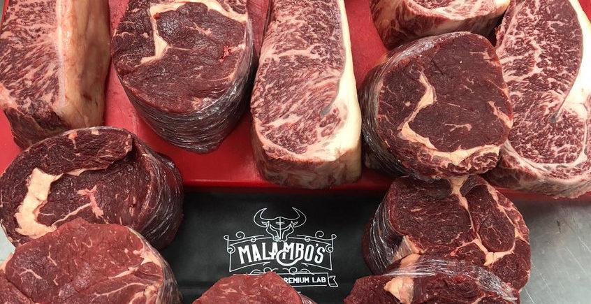 Malambo's sirve sus famosas carnes a domicilio