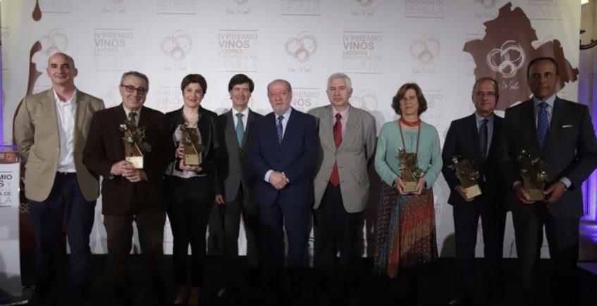Expertos eligen los mejores vinos sevillanos 2020 para el V Premio 'Vinos y Licores de la Provincia de Sevilla'
