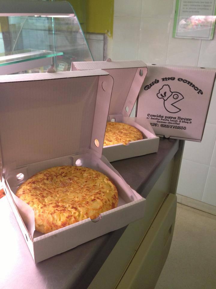 El establecimiento prepara aproximadamente unas 500 tortillas al mes. Foto cedida por ¿Qué me como?