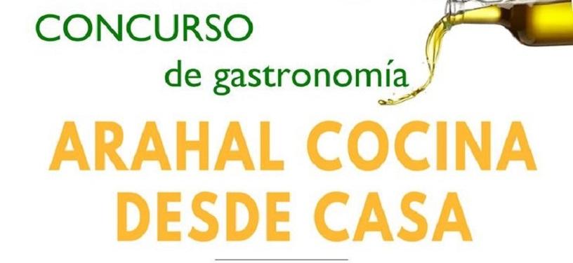 El Ayuntamiento de Arahal convoca un concurso de cocina desde casa