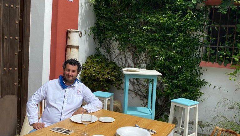 La Hacienda Damajuana de Antonio Bort ya ofrece sus primeras cenas