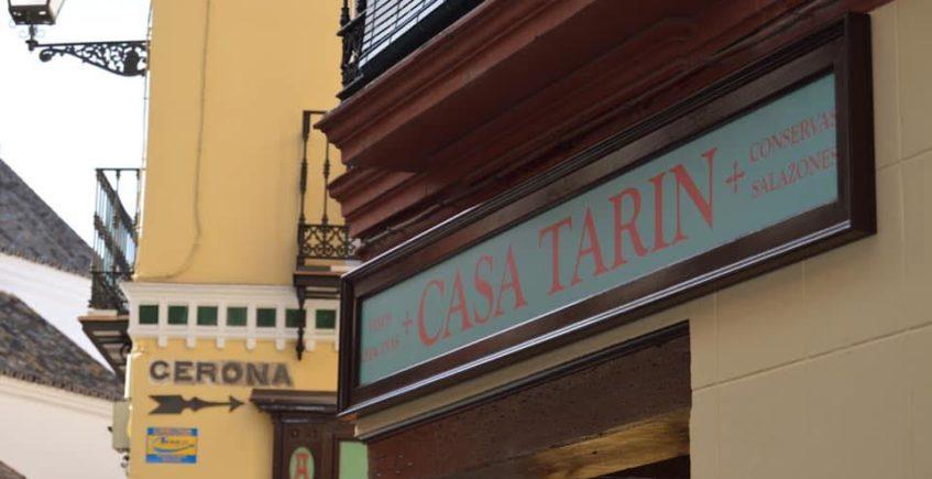 Casa Tarín, la nueva tienda gourmet del centro de Sevilla