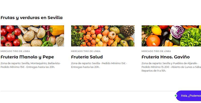 La plataforma colectiva online Muylocal abre también en Sevilla