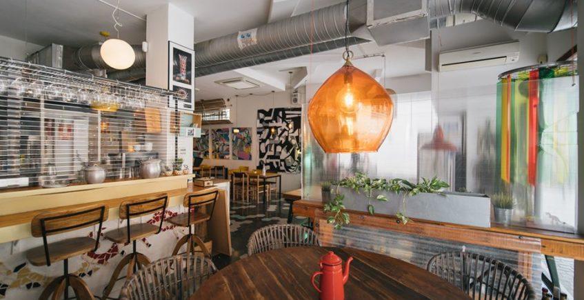 El restaurante conTenedor estrena servicio para recoger y a domicilio a modo de 'kit de montaje'