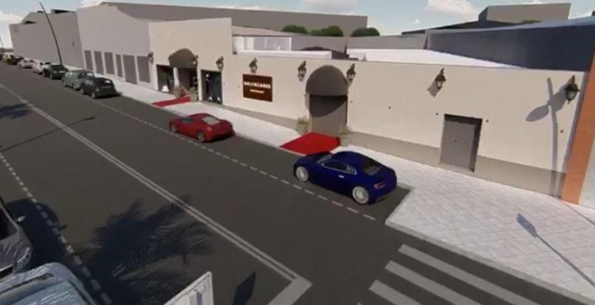 Los Baltazares ampliará sus instalaciones con una zona de copas y cocina a la vista