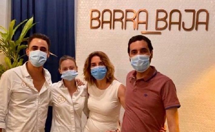 Barra Baja celebra la primera cena con ganadores de A Tu Lado en Sevilla