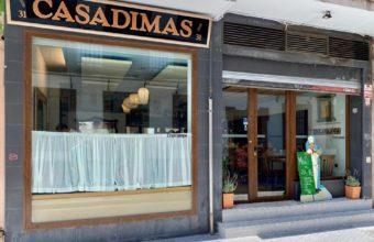Casa Dimas, la casa de comidas de La Azotea