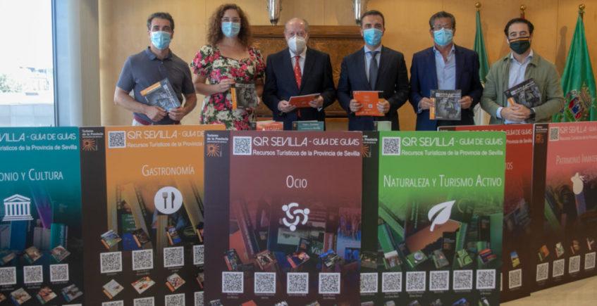 La gastronomía, una de las protagonistas de la nueva guía turística provincial QR de Diputación