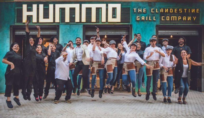 El nuevo proyecto de Burro Canaglia se ubica en San Bernardo y cuenta con una plantilla de una veintena de personas. Foto cedida por el establecimiento