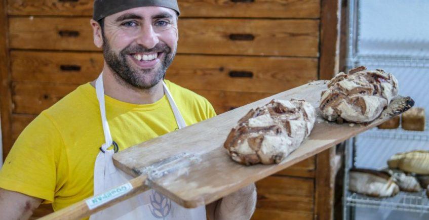 Una vuelta al origen del pan... con mucha imaginación