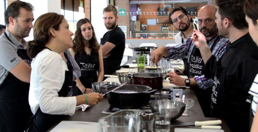 Cursos del Taller Andaluz: cocina nikkei y peruana, vietnamita, arroces, pizzas y focaccias