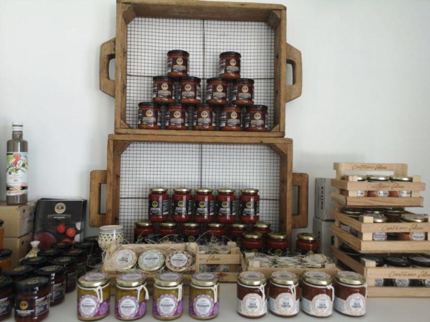 Los productos de La Quincana poseen prestigio y algunos galardones que certifican su calidad. Foto cedida por el establecimiento