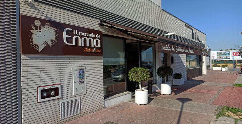 El Mercado de Enma inaugura servicio a domicilio para los fines de semana