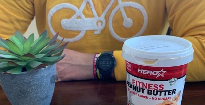 Café a pedales en la calle Torneo