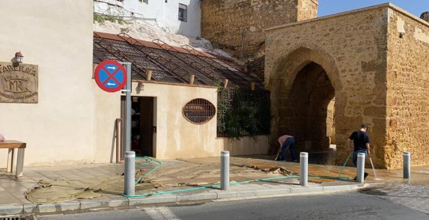 Un toquecito marinero para la reapertura de las Cuevas Anita la de San Miguel