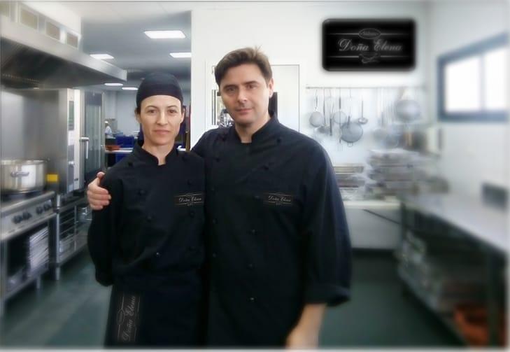 Marisa Herrera y Francisco Vidal crearon Doña Elena en 2019. Foto cedida por la empresa.