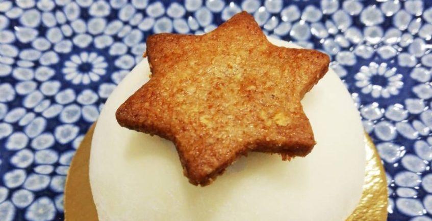 Mochi de Cheese cake