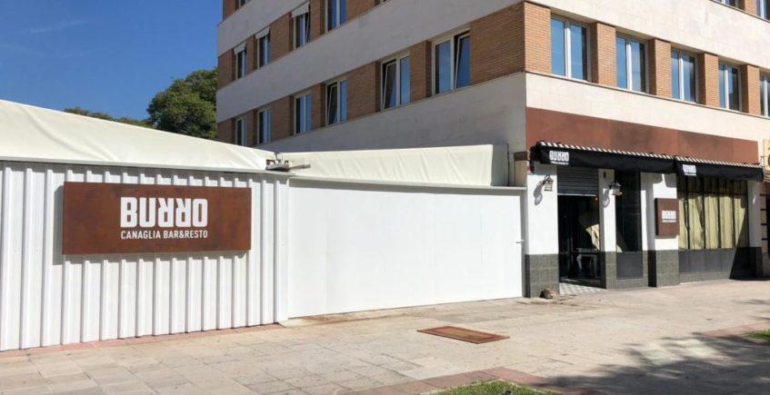 El cuarto restaurante de Burro Canaglia abre en Sevilla Este