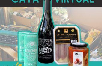 Cata virtual de la Vinacería
