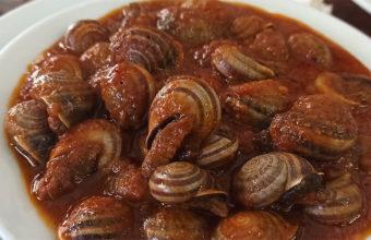 Las cabrillas en salsa del bar Ignacio