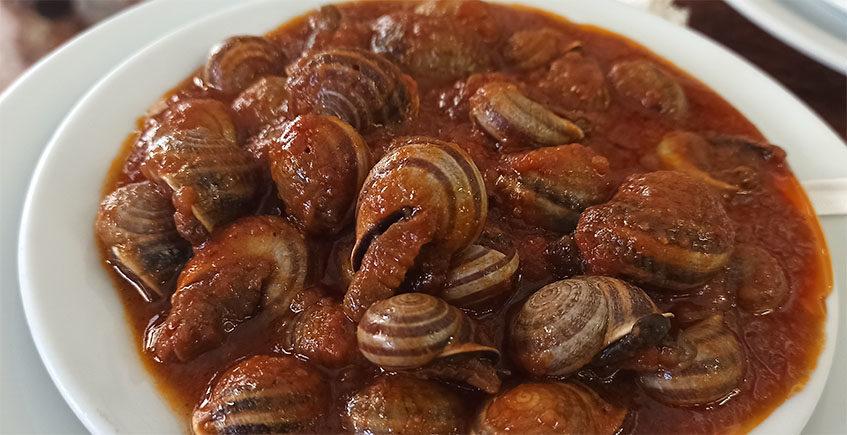 Cabrillas en salsa