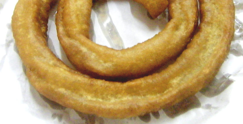 Churros a domicilio en Mairena del Alcor