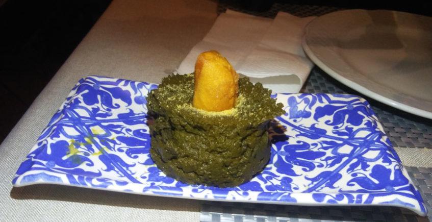Menús degustación de dos estilos a domicilio en el restaurante Las Ninfas de Ecija