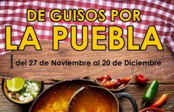 De guisos por la Puebla