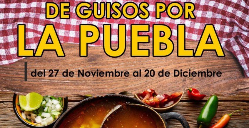 Un mes de guisos en la Puebla de los Infantes