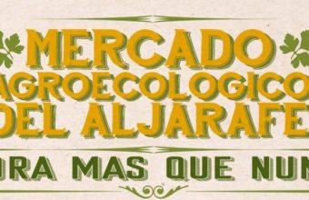 Mercado agroecológico del Aljarafe en Bormujos