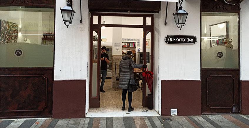 Olivares Exterior