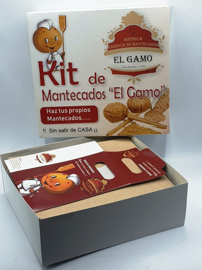 La idea de este kit se gestó durante el confinamiento de marzo. Foto cedida por El Gamo