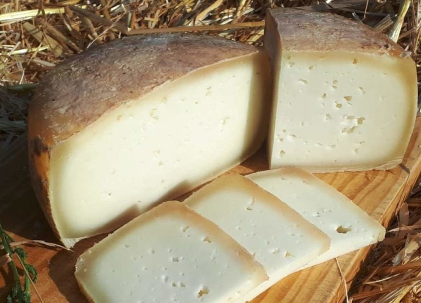 Los quesos de Anda la Oveja provienen de leche de oveja Merina de Grazalema, raza autóctona andaluza y en peligro de extinción. Foto cedida por la empresa