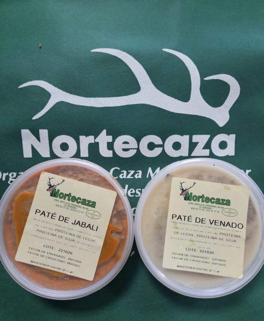 Los patés son los productos más recientes de Nortecaza. Foto cedida por la empresa