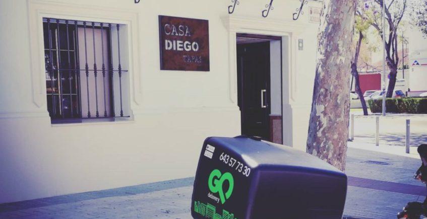 Alonsi Tapas y Casa Diego, dos clásicos de Utrera con servicio a domicilio