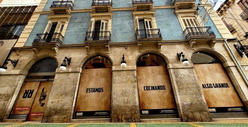 La marca sevillana Burro Canaglia abre franquicia en Alicante