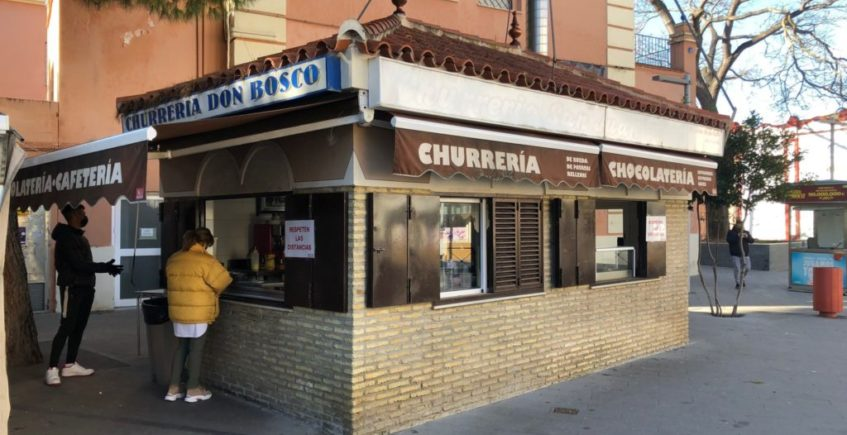 Churrería Don Bosco