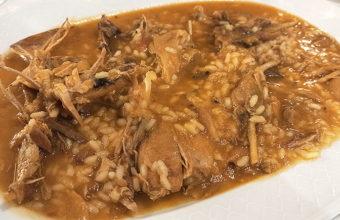 Las perdices con arroz de doña Guadalupe